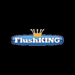 flushking logo