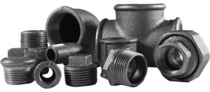 Bulk Wholesale Black Iron Plumbing Fittings